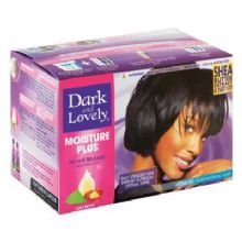 Dark and Lovely No Lye Moisture Plus Relaxer - REGULAR